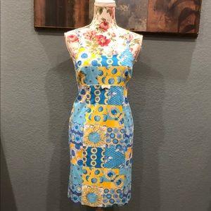 Lilly Pulitzer Sunflower Dress